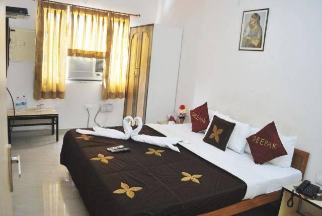 Hotel Deepak, Jaipur, India, India hotels and hostels