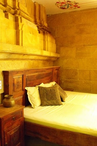 Hotel Deep Mahal, Jaisalmer, India, preferred site for booking vacations in Jaisalmer