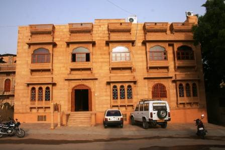 Hotel Gorakh Haveli, Jaisalmer, India, India hotels and hostels