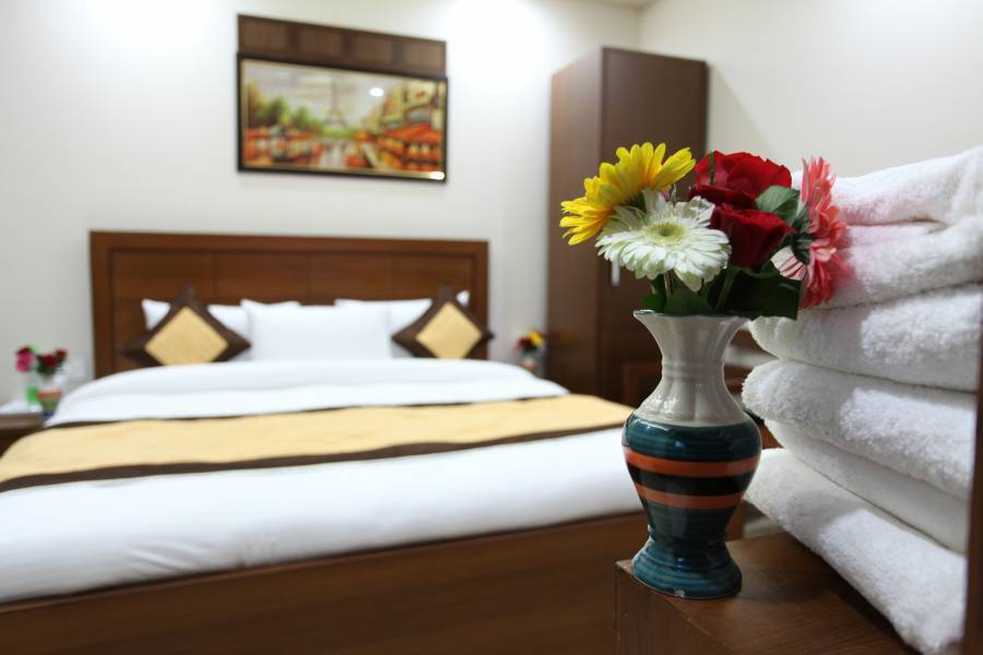 Hotel HC Grand, New Delhi, India, Qualitativ hochwertige Reise im New Delhi