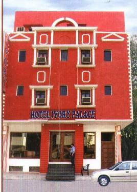 Hotel Ivory Palace, New Delhi, India, India hotels and hostels