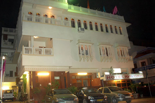 Hotel Kalyan, Jaipur, India, plan your trip with HostelTraveler.com, read reviews and reserve a hostel in Jaipur