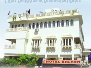Hotel Kalyan, Jaipur, India, India hostels and hotels