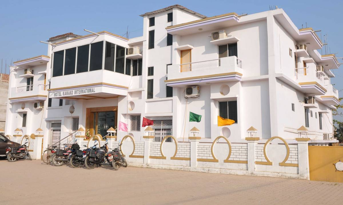 Hotel Kanako International Bodhgaya, Bodh Gaya, India, India hotels and hostels