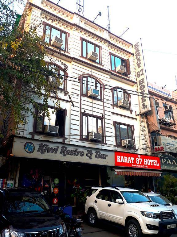 Hotel Karat 87, New Delhi, India, India hotels and hostels