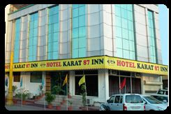 Hotel Karat 87 Inn, New Delhi, India, top 10 places to visit and stay in hotels in New Delhi