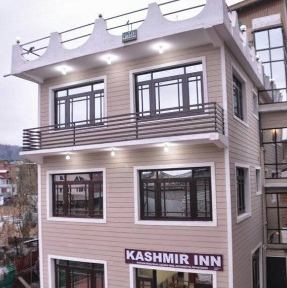 Hotel Kashmir Inn, Srinagar, India, India hotels and hostels