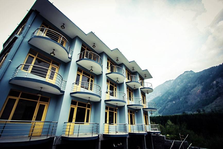 Hotel Kashyap, Manali, India, India 酒店和旅馆