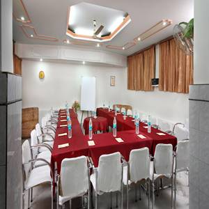 Hotel Le Heritage, Delhi, India, what is an eco-friendly hotel in Delhi