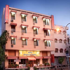 Hotel Mandakini Nirmal, Jaipur, India, India hotely a ubytovny
