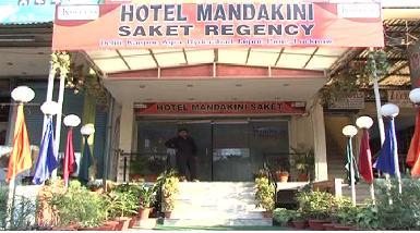 Hotel Mandakini Saket, Lucknow, India, India 酒店和旅馆
