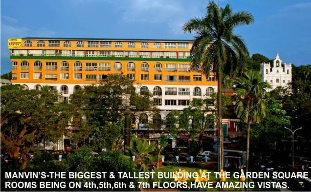 Hotel Manvin's, Panaji, India, India hotels and hostels