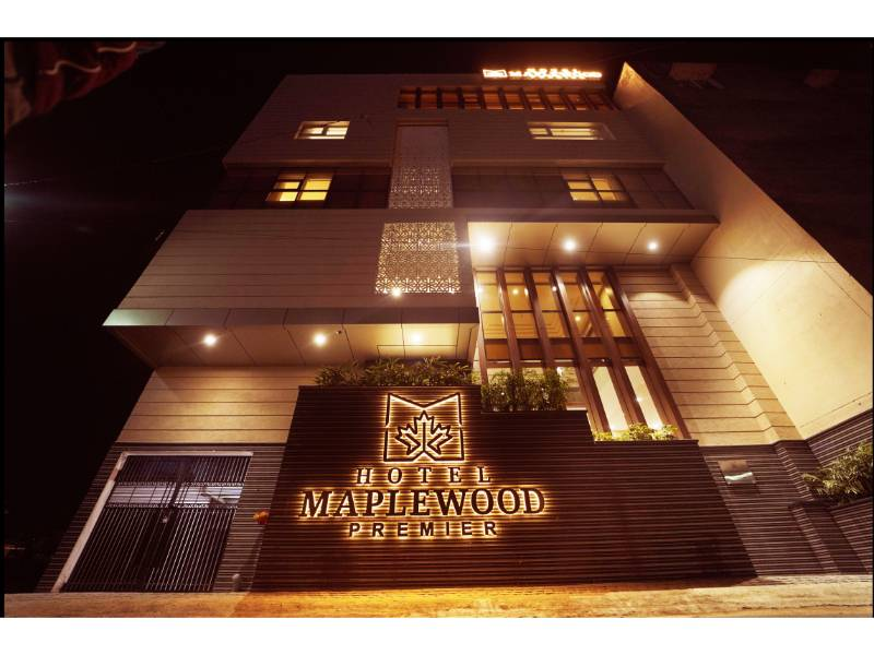 Hotel Maplewood Premier Haldwani, Naini Tal, India, India hotels and hostels