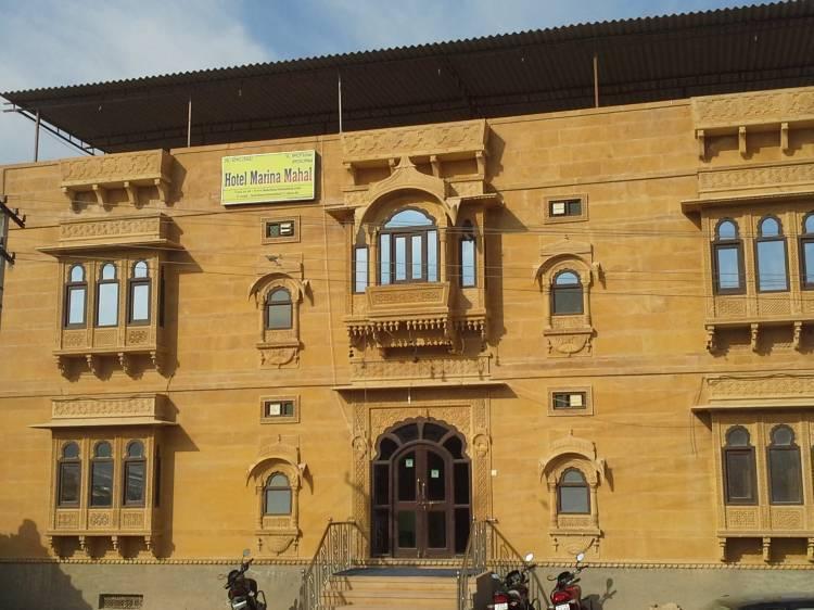 Hotel Marina Mahal, Jaisalmer, India, Najbolje ponude, proračun hoteli, jeftine cijene i popust uštede u Jaisalmer