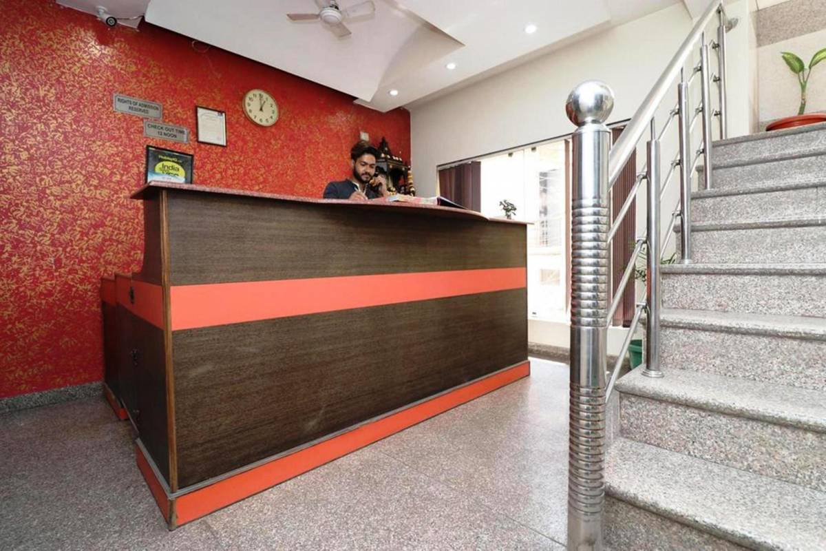 Hotel Mayank Residency, New Delhi, India, India hoteli i hosteli