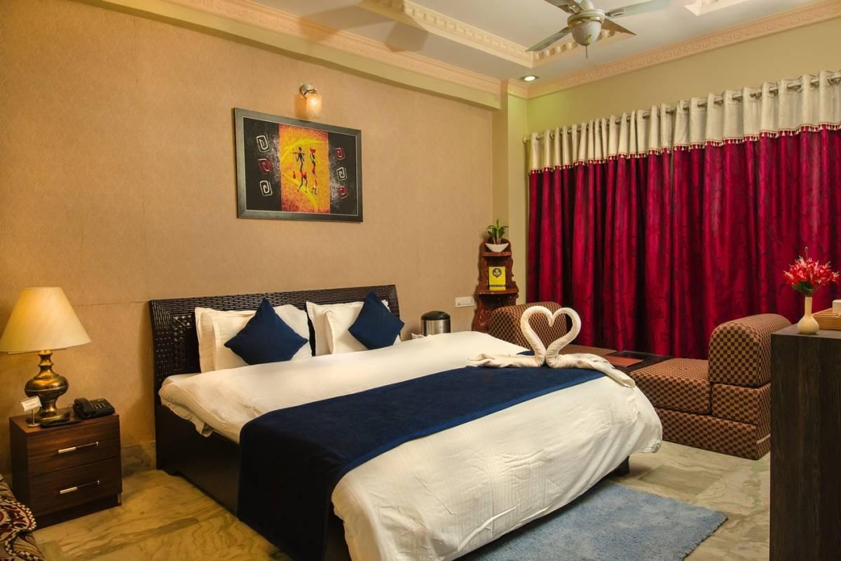 Hotel Meenakshi, Udaipur, India, Let rejse i Udaipur