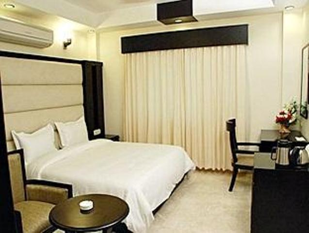 Hotel Meridian Plaza, New Delhi, India, أفضل العروض والفنادق الميزانية، وأسعار رخيصة، وفورات الخصم في New Delhi