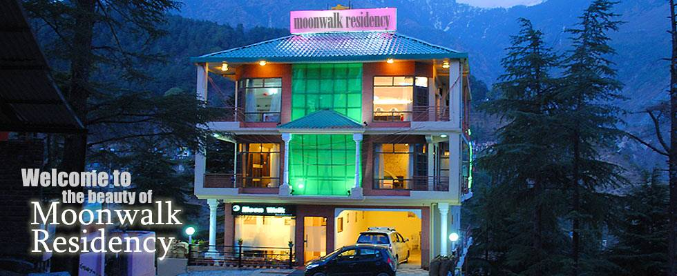 Hotel Moon Walk Residency, Dharmsala, India, India hotels and hostels