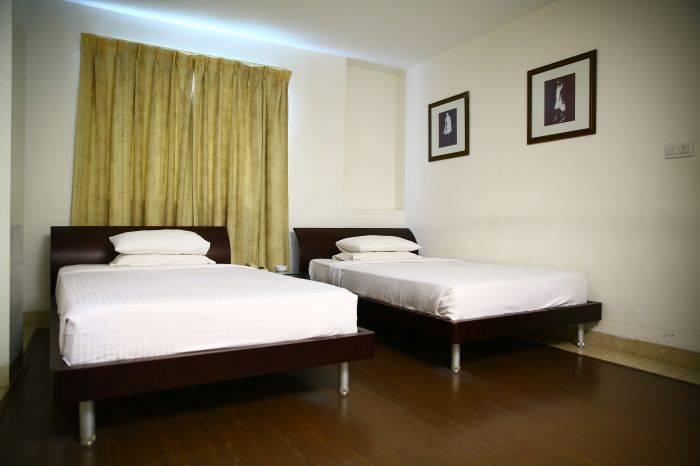 Hotel Oriental Inn, Chennai, India, Hôtels dans des endroits sûrs dans Chennai