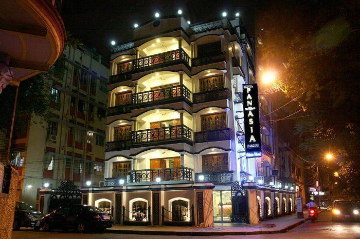 Hotel Panasia International, Kolkata, India, India hotels and hostels