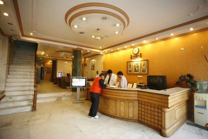 Hotel Parkway Deluxe, New Delhi, India, best hotels and hostels in the city in New Delhi