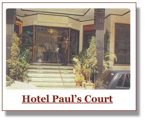Hotel Pauls Court, New Delhi, India, والسفر علم الجينات والسفر موضوع في New Delhi