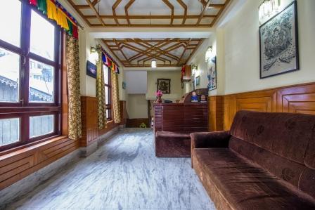 Hotel Potala, Gangtok, India, India hotels and hostels