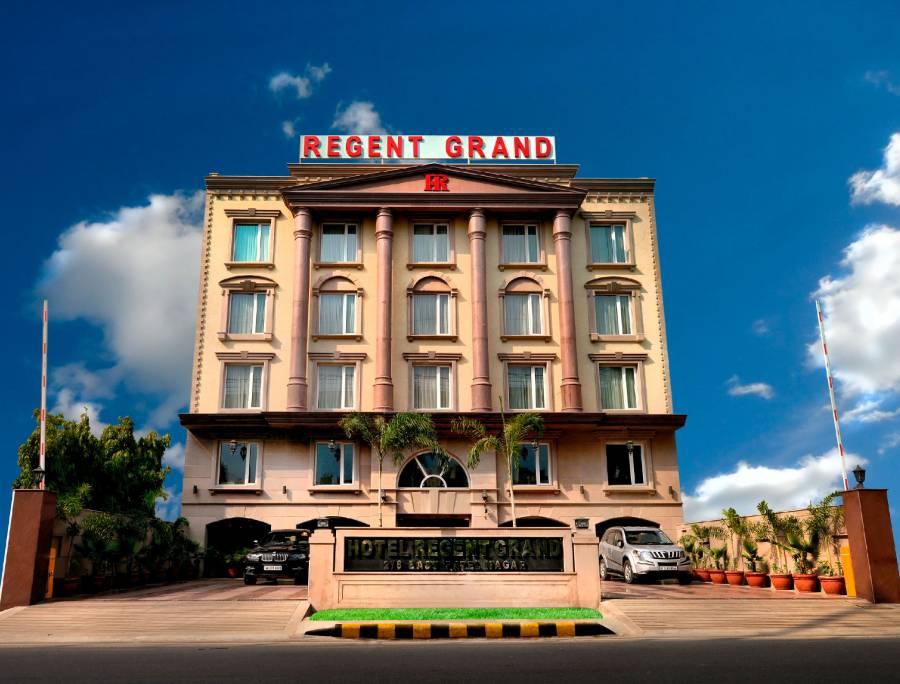 Hotel Regent Grand, Delhi, India, India hotels and hostels