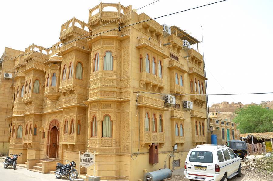 Hotel Royal Haveli, Jaisalmer, India, safest cities to visit in Jaisalmer