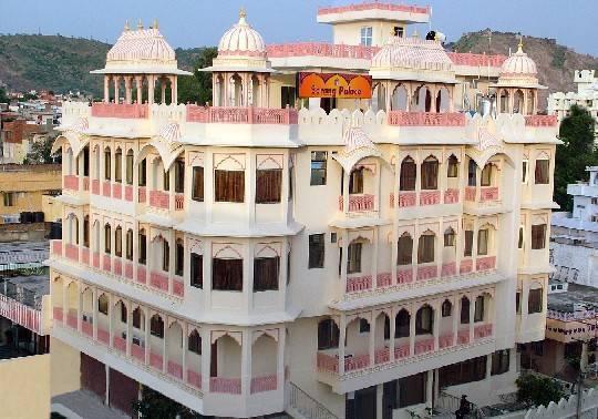 Hotel Sarang Palace, Jaipur, India, India hotels and hostels