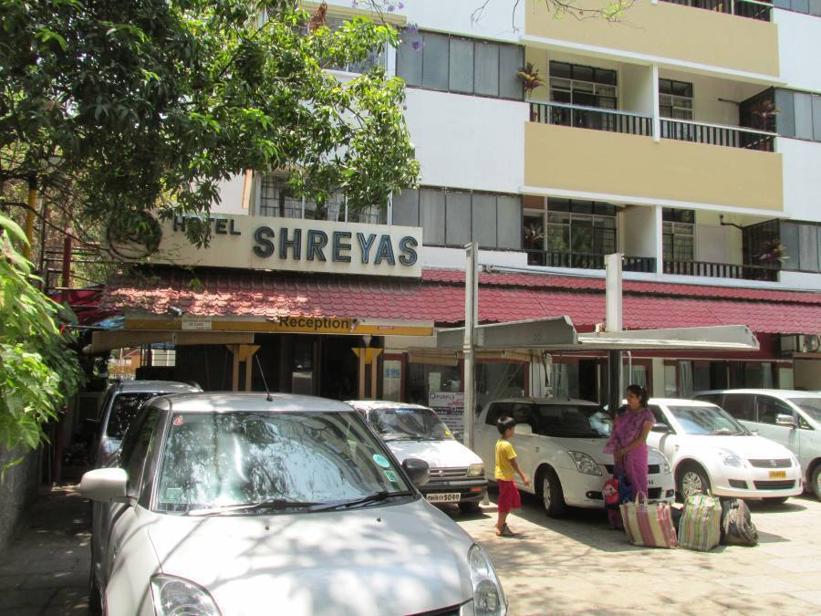 Hotel Shreyas, Pune, India, India 酒店和旅馆
