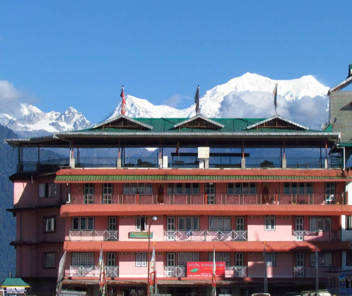 Hotel Sonamchen, Pemayangtse, India, India hotels and hostels