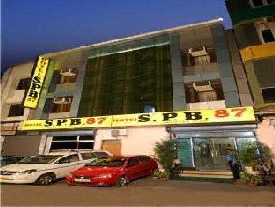 Hotel Spb, New Delhi, India, India hoteles y hostales