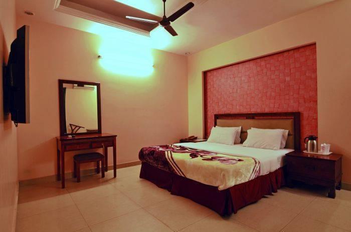 Hotel Sunrise, New Delhi, India, India hoteli i hosteli