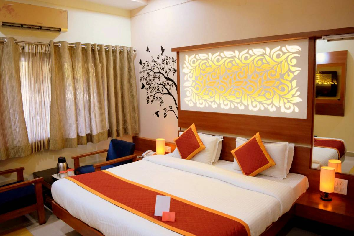 Hotel Sunset Inn With Swimming Pool, Abu, India, India hotels and hostels