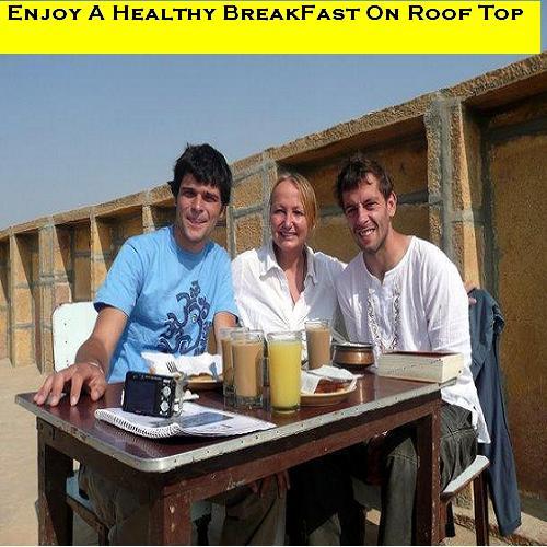 Hotel Suraj, Jaisalmer, India, alternative hotels, hostels and B&Bs in Jaisalmer
