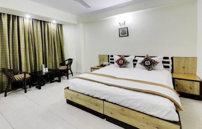 Hotel White House, New Delhi, India, India hoteli i hosteli