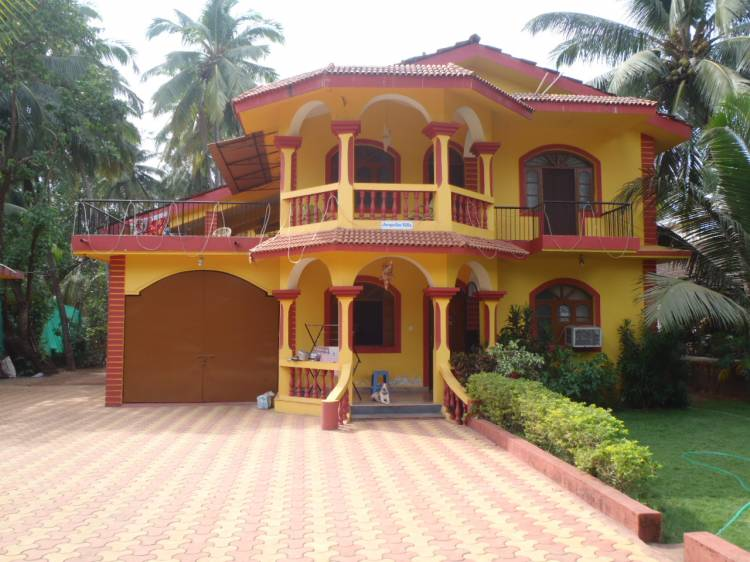 Jacqueline Residency, Calangute, India, India hotels and hostels