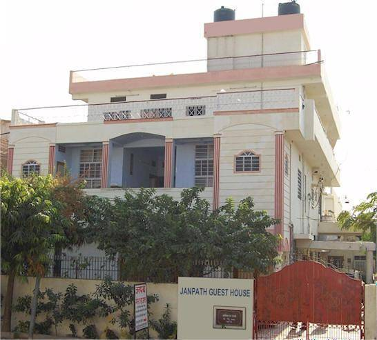 Janpath Guest House, Jaipur, India, India hotely a ubytovny
