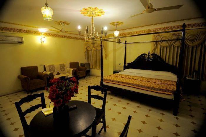 Laxmi Palace, Jaipur, India, India hoteles y hostales