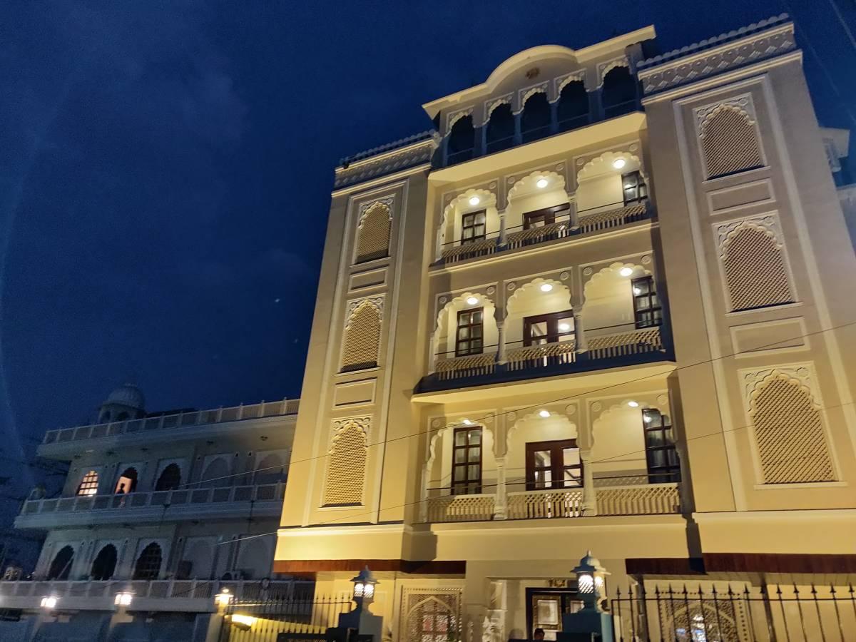 Laxmi Palace Heritage Boutique Hotel, Jaipur, India, India hoteli in hostli