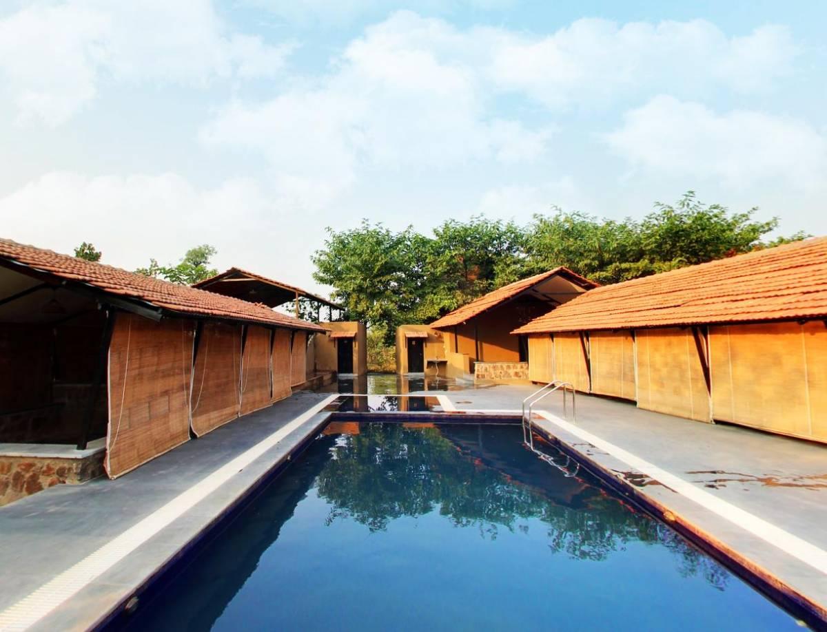 Maati Jungle Lodge, Jabalpur, India, Top 20 villes avec hôtels et auberges dans Jabalpur