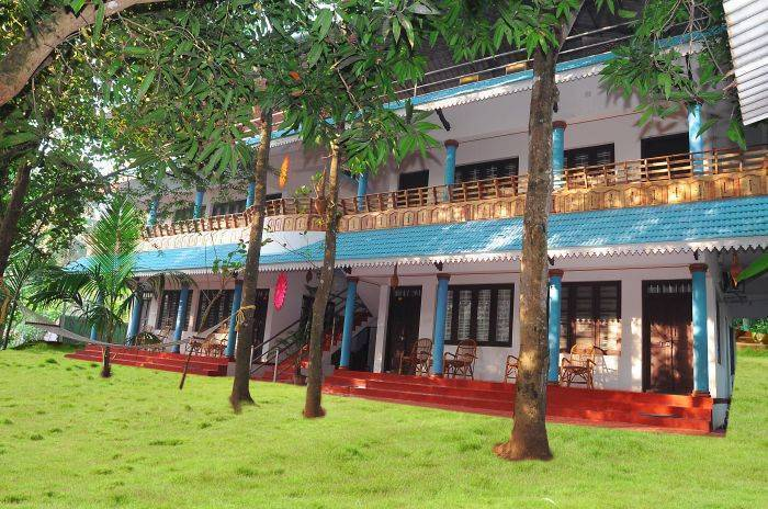 Marari Beach Villas, Alleppey, India, India hotels and hostels