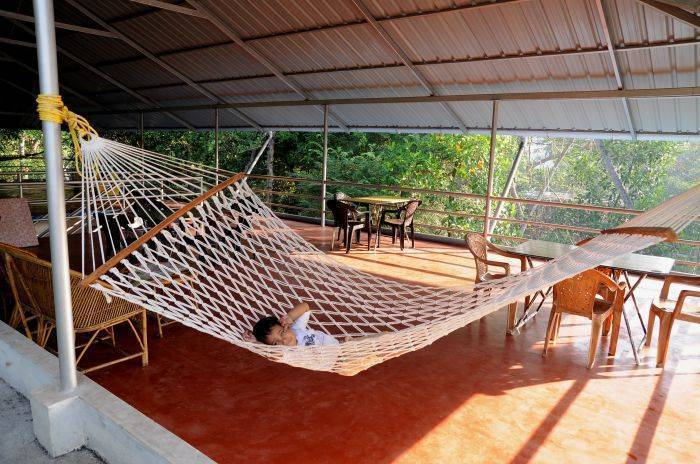 Marari Beach Villas, Alleppey, India, what is a green hotel in Alleppey