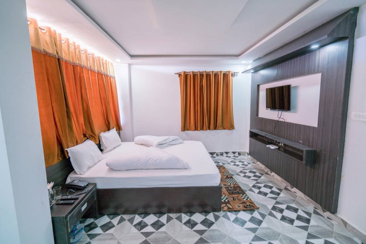 Hotel Nancy Residency, Bodh Gaya, India, India hotels and hostels