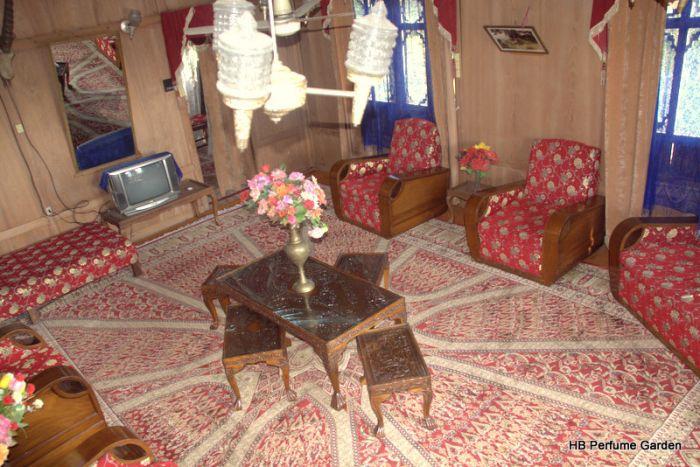 New Perfume Garden, Srinagar, India, India hoteli in hostli