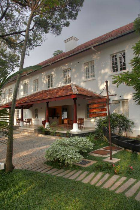 Old Lighthouse Bristow Hotel, Cochin, India, how to plan a travel itinerary in Cochin
