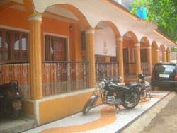 Orange House, Anjuna, India, India hotels and hostels