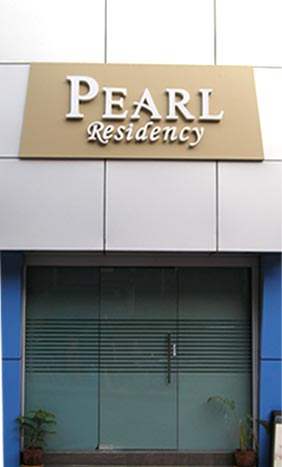 Pearl Residency, Juhu, India, India hotels and hostels