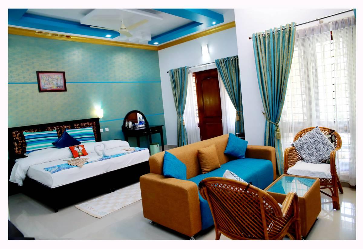 Periyar Villa Home Stay, Thekkady, India, India hoteller og herberger